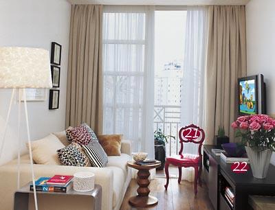 decoração de apartamento com pouco dinheiro dicas