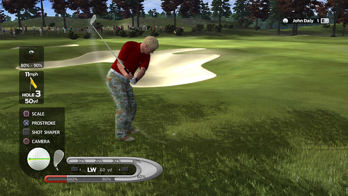 John Daly's ProStroke Golf for PS3 and PlayStation Move