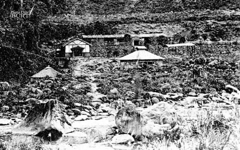 井上溫泉公共浴場(新竹州)-臺灣的礦泉1930