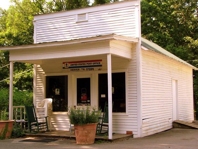 Denver, TN Post Office