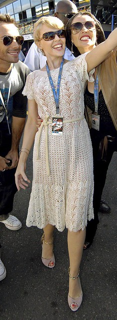 kylie minogue dress original