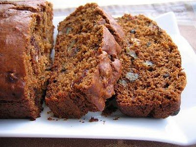 spiced walnut bread