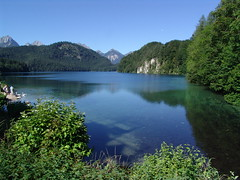 Baviera - Germany (amipreside) Tags: lake germany lago bayern bavaria germania baviera alpsee theoriginalgoldseal