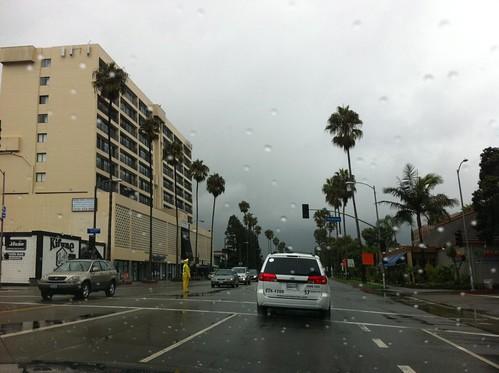 Power Outage Venice Beach