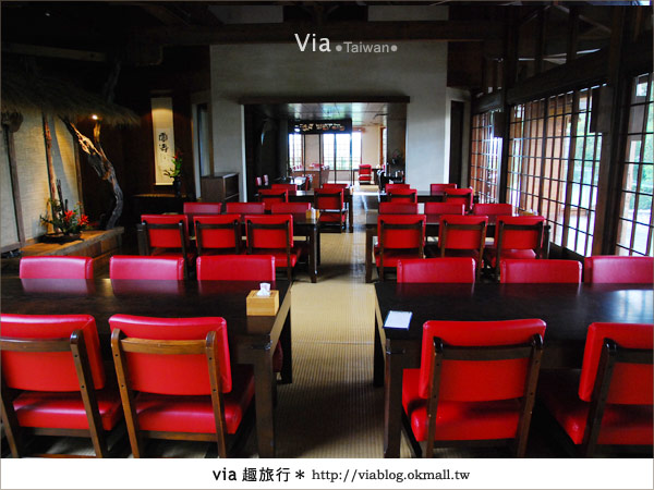 【新社餐廳】又見一炊煙~來個日本風的下午茶時光14
