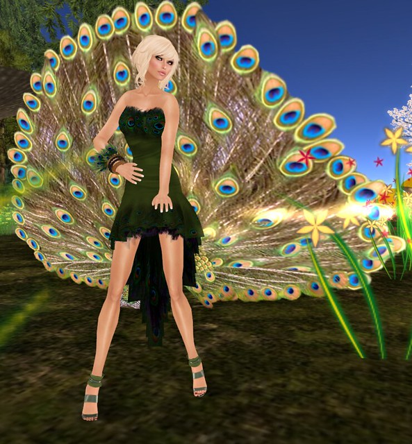 New Plastik release :[P]:-Delyia-Emerald/ flex skirt
