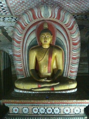 Buddha, Dambulla