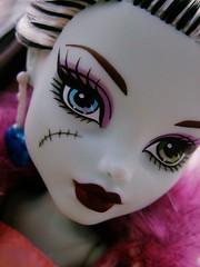 Frankie!  (Craia) Tags: monster high doll frankie frankenstein stein mattel