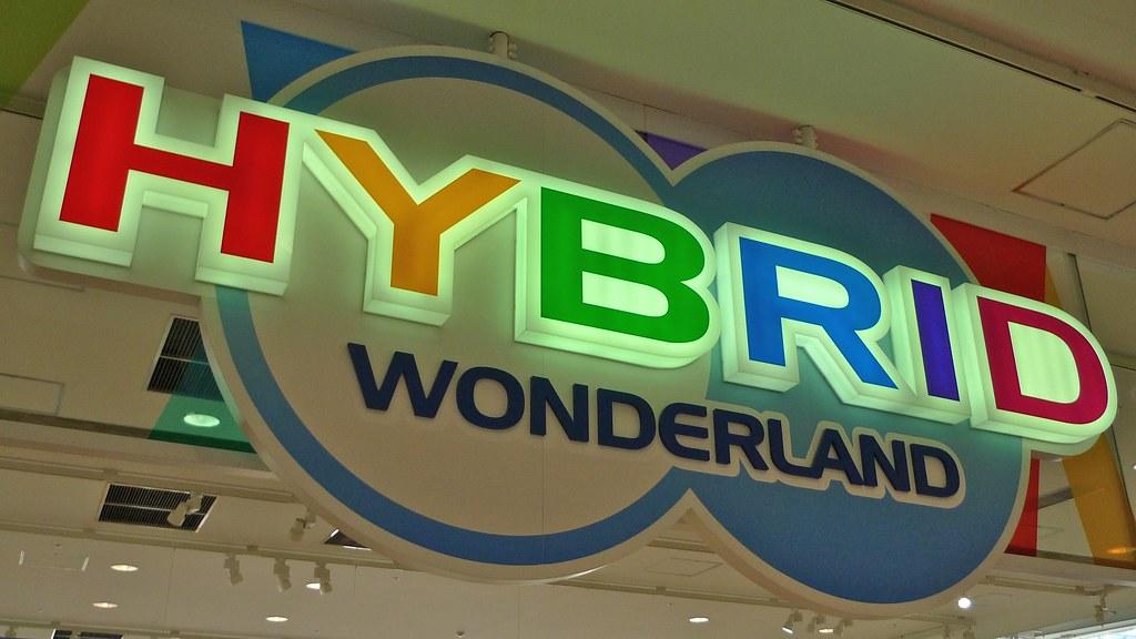 Toyota Hybrid Wonderland