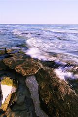 point of rocks (Photos by Courto) Tags: sunset beach rocks florida siestakey sigma1020mm pointofrocks