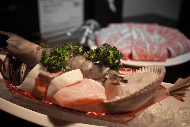 海鮮盤 - 御杉根鍋物餐飲