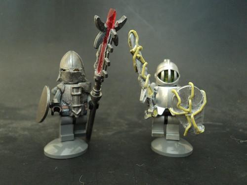 5 knights customs