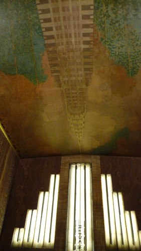 Inside the Chrysler Building