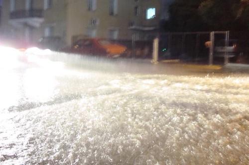 πλημμύρες Πύργος Ηλείας