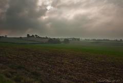 Morning Gloom (jactoll) Tags: morning cloud mist clouds rural landscape countryside haze nikon farmland gloom nikkor 1001nights warwickshire vr d60 warks weethley 1685mm 1001nightsmagiccity jactoll