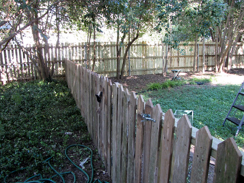 New Old Fence