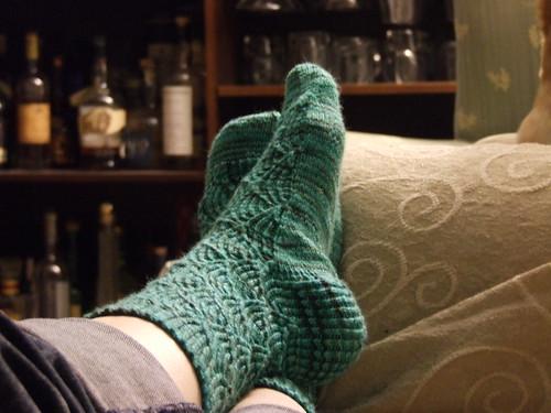 Pomatomus Sock