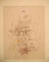 Prints by Paul Klee at the San Francisco Museum of Modern Art (rei_urusei) Tags: sanfrancisco paulklee sanfranciscomuseumofmodernart