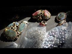 Work in progress (Kotomi_) Tags: workinprogress jewellery process kotomijewellery kotomiジュエリー