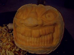 014 (Chad Maybray) Tags: halloween pumpkin carvings