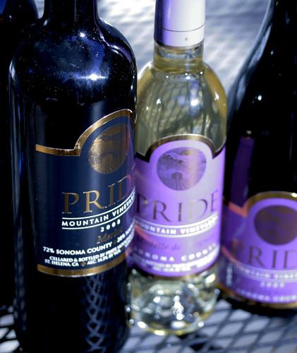 Pride wine
