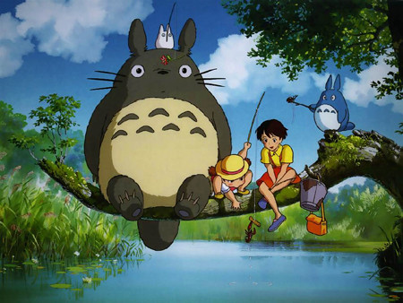 Totoro 3rd Birthday Party Ashlee Marie Real Fun With