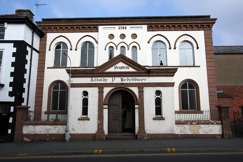 Penybryn Welsh Baptist Chapel Built 1879