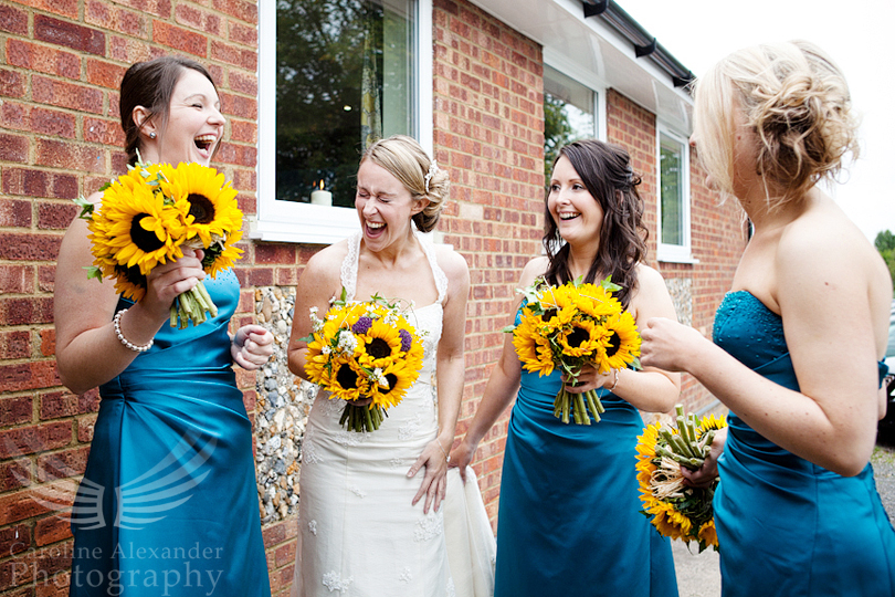 Gloucestershire Wedding Photographer in Buckinghamshire 14