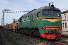 ldzM62-1615 Jelgava 24May2007 (0002) copy (MUTTLEY'S PIX) Tags: latvia m62 jelgava ldz latvianrailways m621615 originaldigital