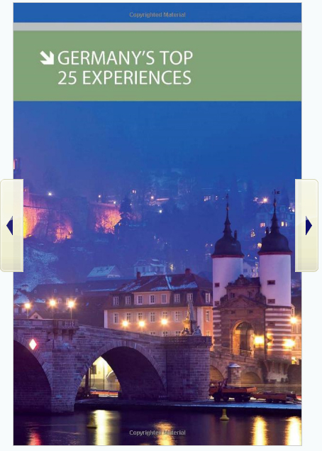 Discover Guide Germany 2 - Lonely Planet