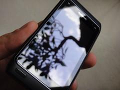 Nokia N8 gorilla glass screen