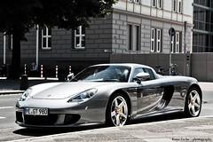 Carrera GT... (Keno Zache) Tags: auto car canon germany deutschland eos porsche gt bild dsseldorf carrera sportcar keno sportwagen 400d zache