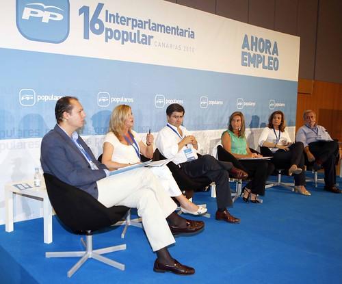 Pilar del Olmo Interparlamentaria