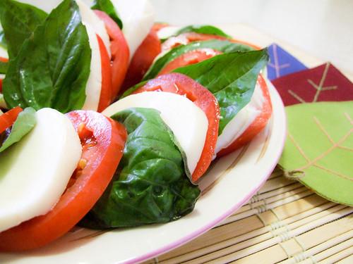 arrange salad