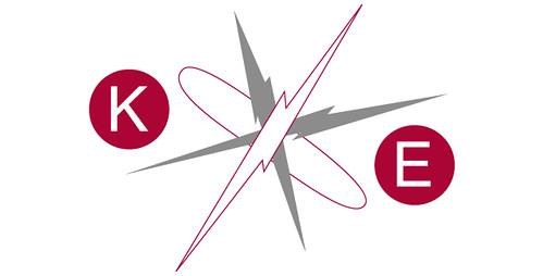 K/E Electric Supply Corp. Logo Vectorization