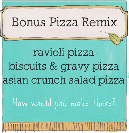 Bonus Pizza Remix