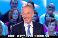 Arrêt sur Images : Face à Blair, Canal+ rend les armes (de destruction massive) thumbnail