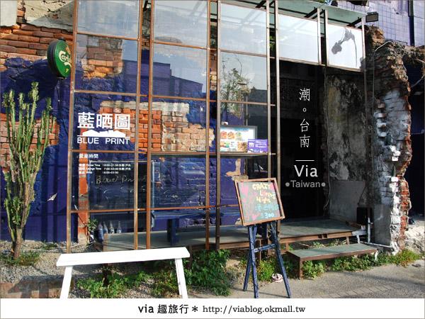 【台南】台南海安路藝術街~必拍的台南景點!9