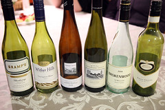 Six White Wines