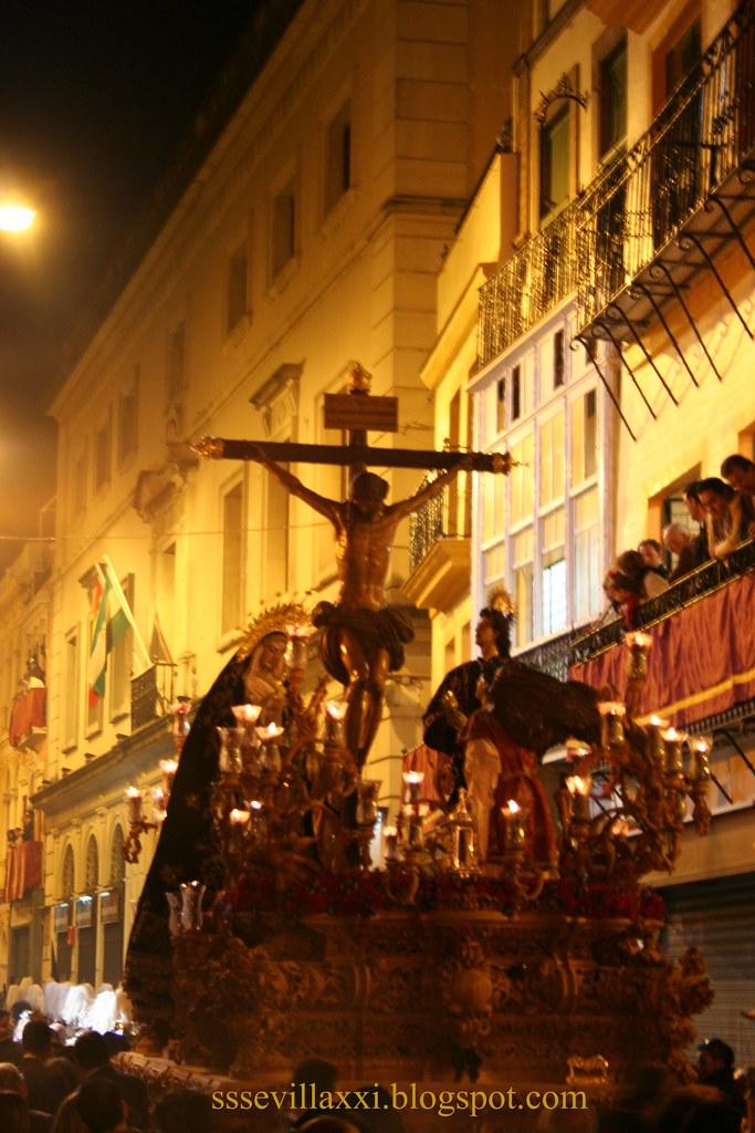 Santísimo Cristo de las Aguas y Nuestra Señora del Mayor Dolor. Lunes Santo 2007