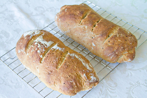 Rosemary Garlic Bread - 5