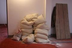 Preparação dos Materiais para Tadelakt