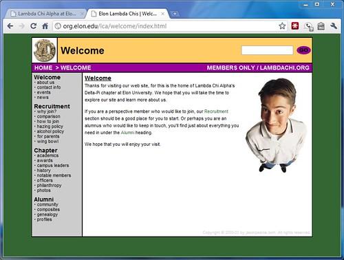 org.elon.edu