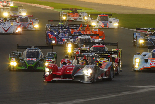 Le Mans Series 2010 at Silverstone - LM P1 Category - flckr - First Stop - Bridgestone