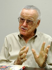 Who The Man? Stan Lee