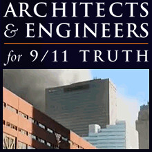 From http://www.flickr.com/photos/54962285@N05/5095806533/: Architects & Engineers for 911 Truth 9-11 9 11 ae911truth ae911truth.org 911 aetruth Building 7 WTC 7 Collapse Demolition Demolished org gif Icon Logo Symbol WTC7 World Trade Center Nano Thermite Thermate 220p