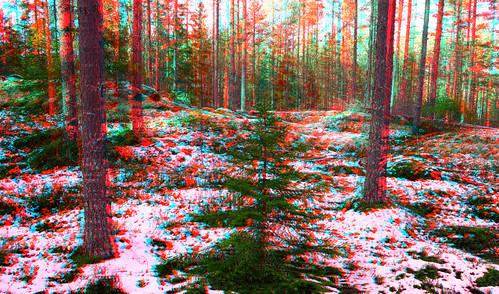 Helvetinjärvi 3D