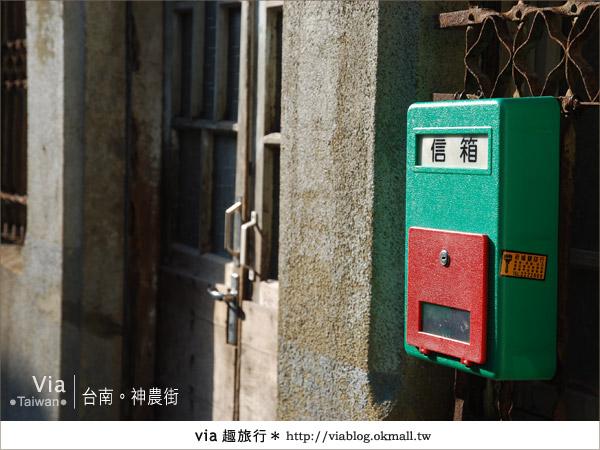 【台南神農街】一條適合慢遊、攝影、感受的老街7