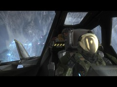 Danger Zone (slidercleo) Tags: fighter halo sabre jorge reach campaign orbit spartan unsc longnightofsolace
