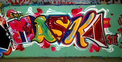 Maska (funkandjazz) Tags: california graffiti eastbay ase maska